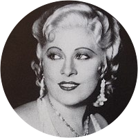 Picture of Mae West
