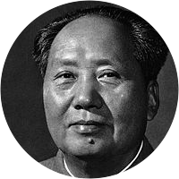 Picture of Mao Zedong