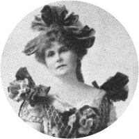 Picture of Marie Corelli