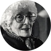 Picture of May Sarton