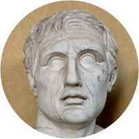Picture of Menander of Athens