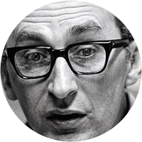 Picture of Mike Royko