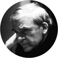 Picture of Milan Kundera