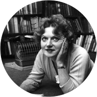 Picture of Muriel Spark