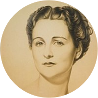 Picture of Nancy Mitford