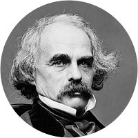 Picture of Nathaniel Hawthorne