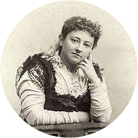 Picture of Olive Schreiner