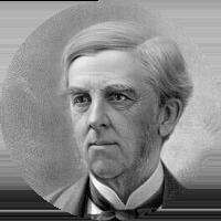 Picture of Oliver Wendell Holmes, Sr.