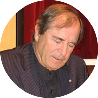 Picture of Paul Theroux