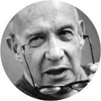 Picture of Peter Drucker
