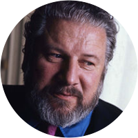 Picture of Peter Ustinov