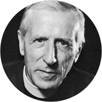 Picture of Pierre Teilhard de Chardin
