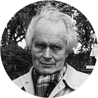 Picture of Piet Hein