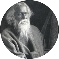 Picture of Rabindranath Tagore