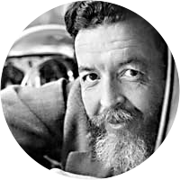 Picture of Randall Jarrell