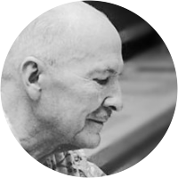 Picture of Robert A. Heinlein