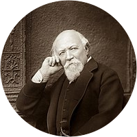 Picture of Robert Browning