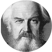 Picture of Robertson Davies