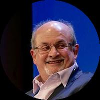 Picture of Salman Rushdie