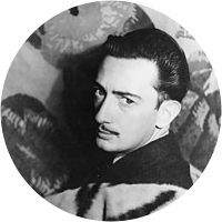 Picture of Salvador Dalí