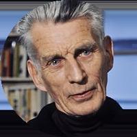 Picture of Samuel Beckett
