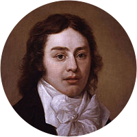 Picture of Samuel Coleridge