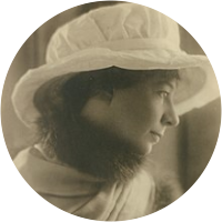 Picture of Sara Teasdale