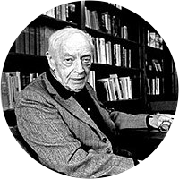 Picture of Saul Bellow