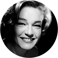Picture of Simone Signoret