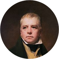 Picture of Sir Walter Scott
