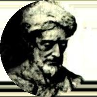 Picture of Solomon Ibn Gabirol