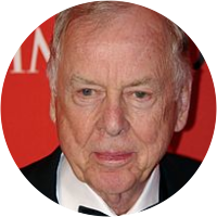 Picture of T. Boone Pickens