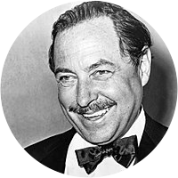 Picture of Tennessee Williams