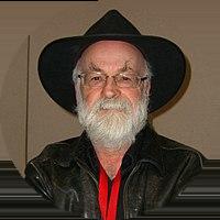 Picture of Terry Pratchett