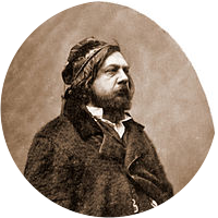 Picture of Theophile Gautier