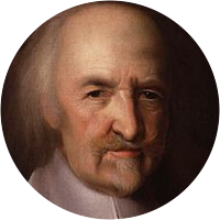 Picture of Thomas Hobbes