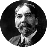 Picture of Thorstein Veblen