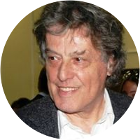 Picture of Tom Stoppard