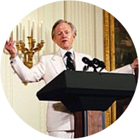 Picture of Tom Wolfe
