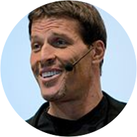 Picture of Tony Robbins
