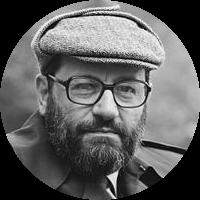 Picture of Umberto Eco