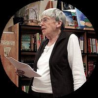 Picture of Ursula Le Guin