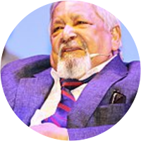 Picture of V. S. Naipaul