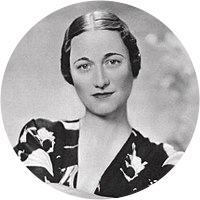Picture of Wallis Simpson