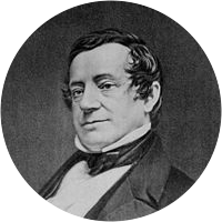 Picture of Washington Irving