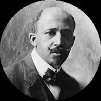 Picture of W.E.B Du Bois