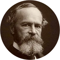 Picture of William James