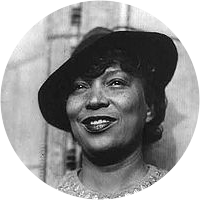 Picture of Zora Neale Hurston